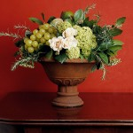 Flower-and-Table