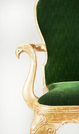 Chair from Mallett
